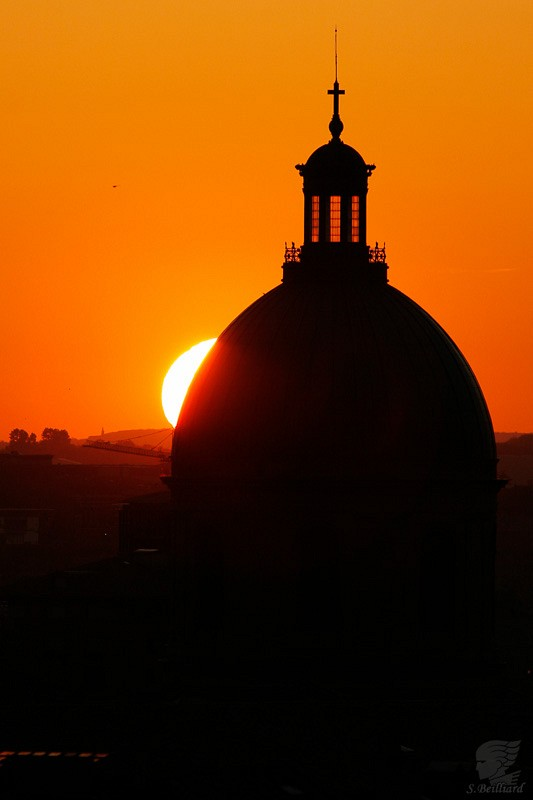 Dome Sunset