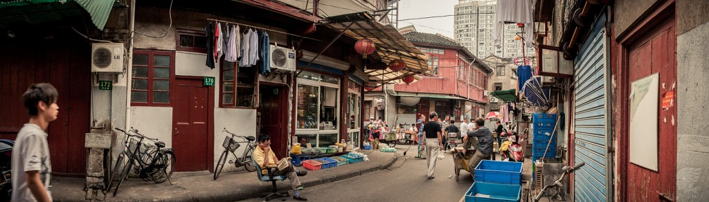 Old Town Street Life