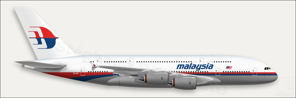 Malaysia Airlines - MSN018