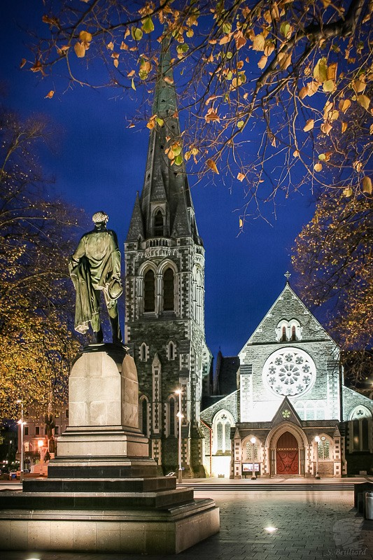 Christchurch : Cathedral