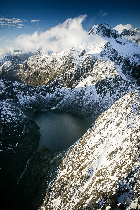 From Above : Lake