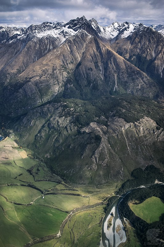 From Above : Tooth Peak