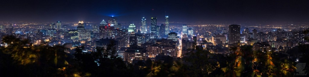 Pano from Montreal