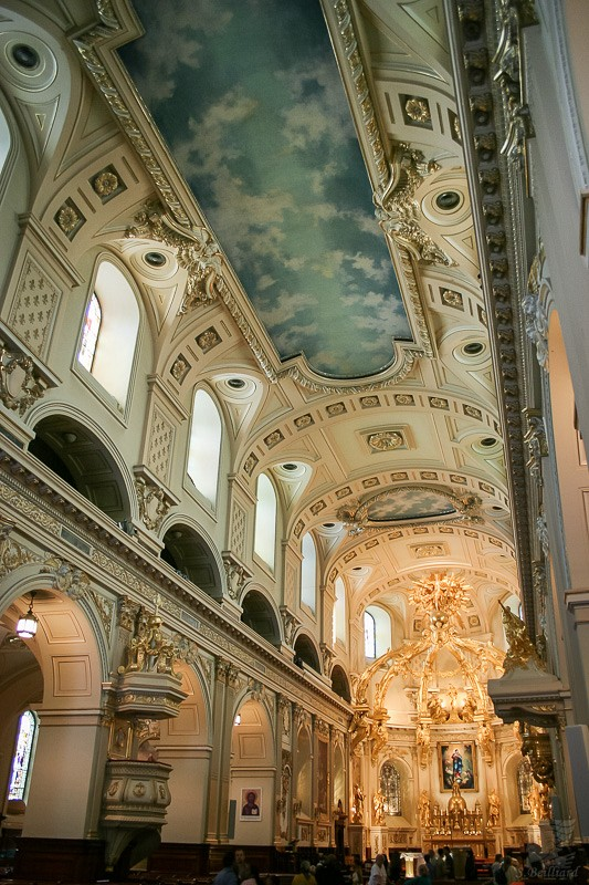 Quebec Cathedral