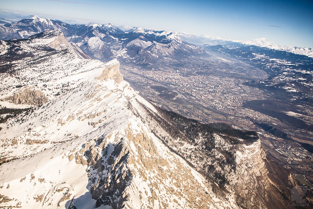 Grenoble and Mont-Blanc