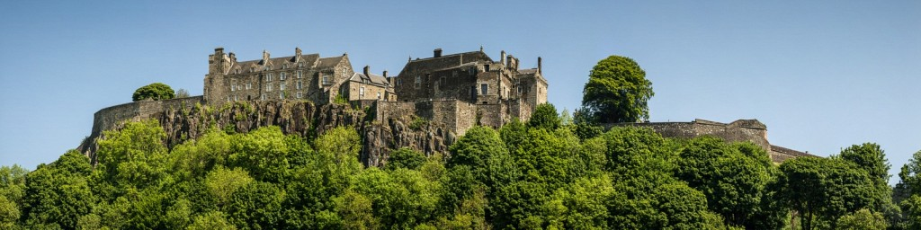 Stirling Castle Pano