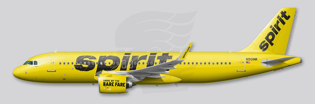 Airbus A320 Illustrations