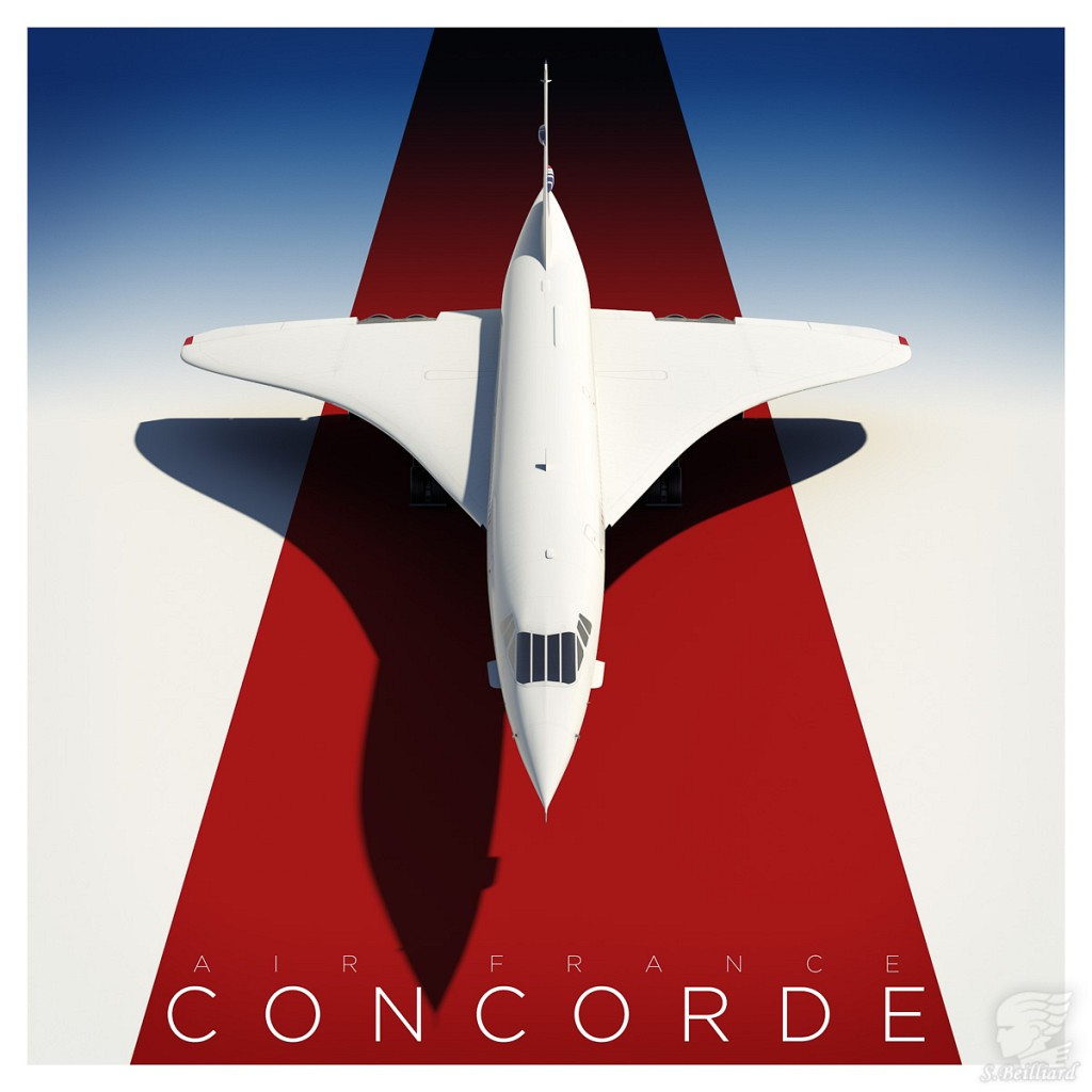 Concorde Redux 21 - Red One
