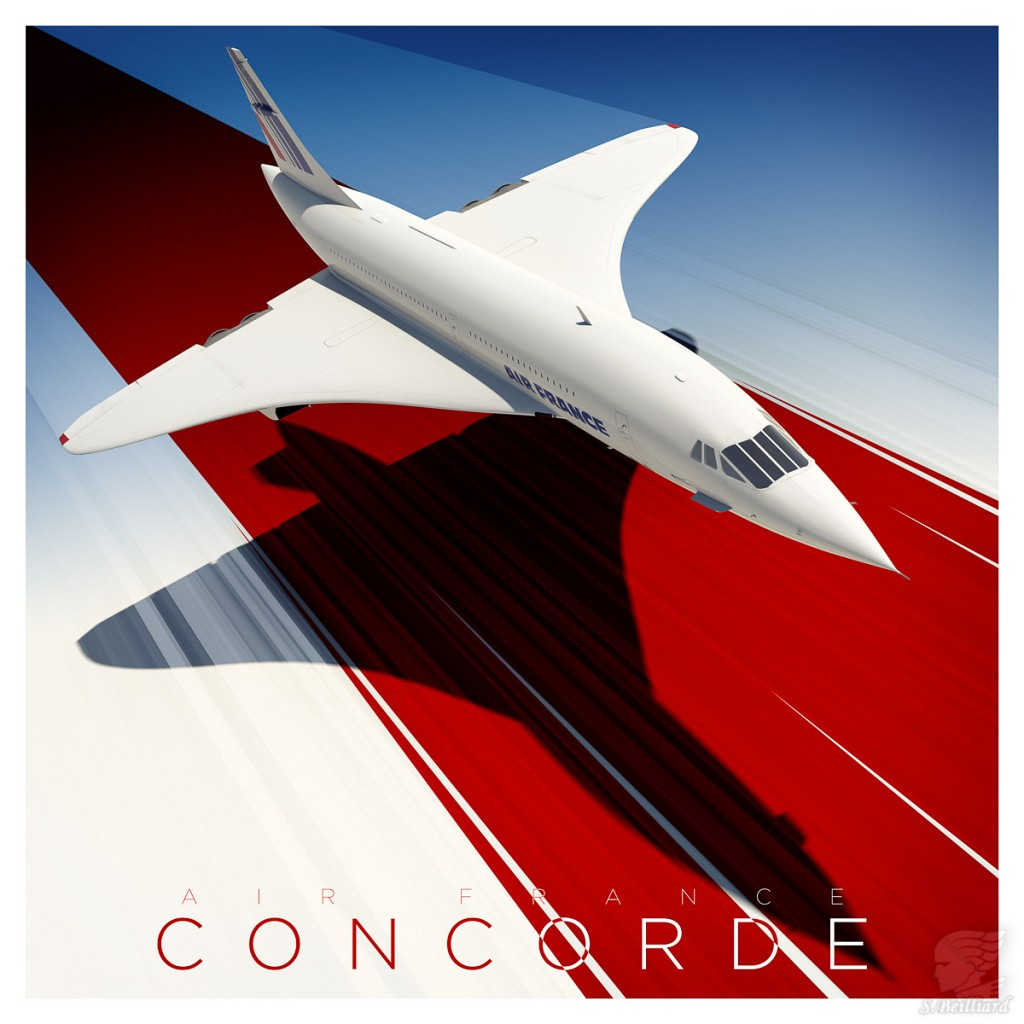Concorde Redux 23 - Red Three