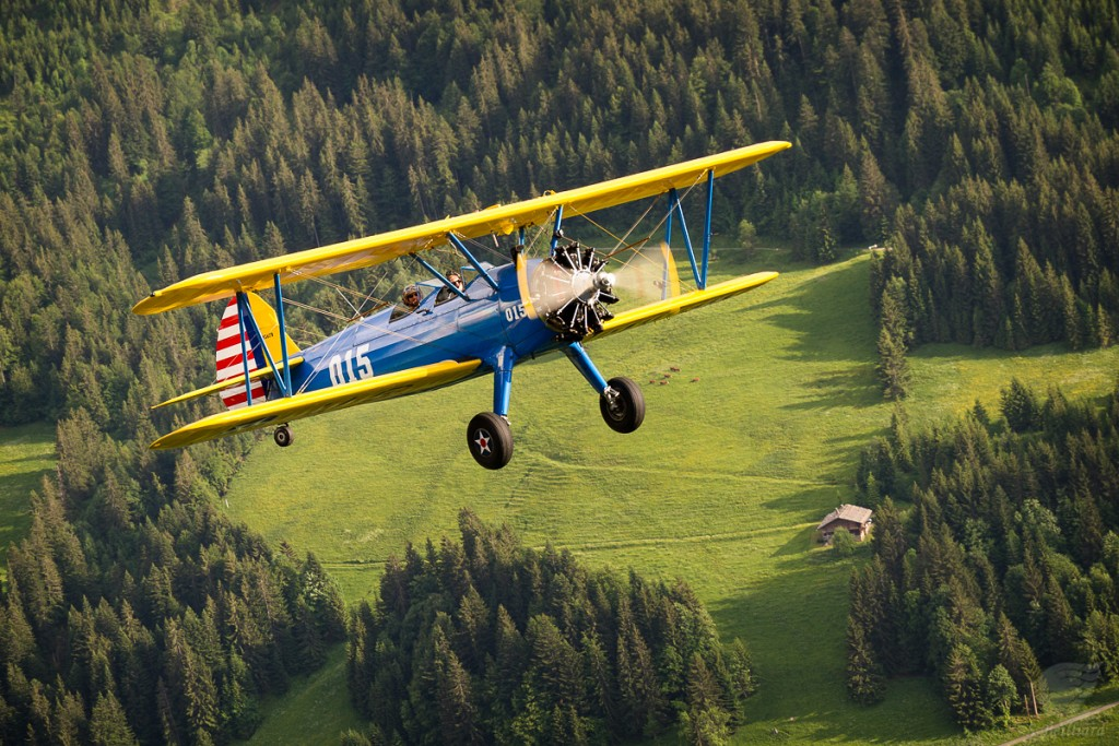 Mountain Stearman
