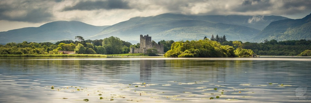 Ross Castle Pano