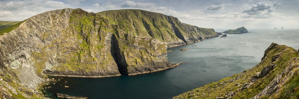 Kerry Cliffs - Pano 3