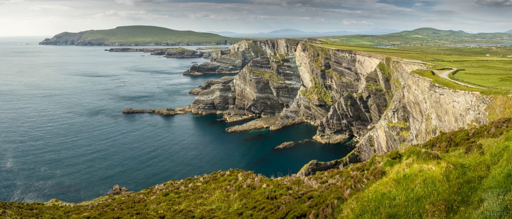 Kerry Cliffs Pano 2