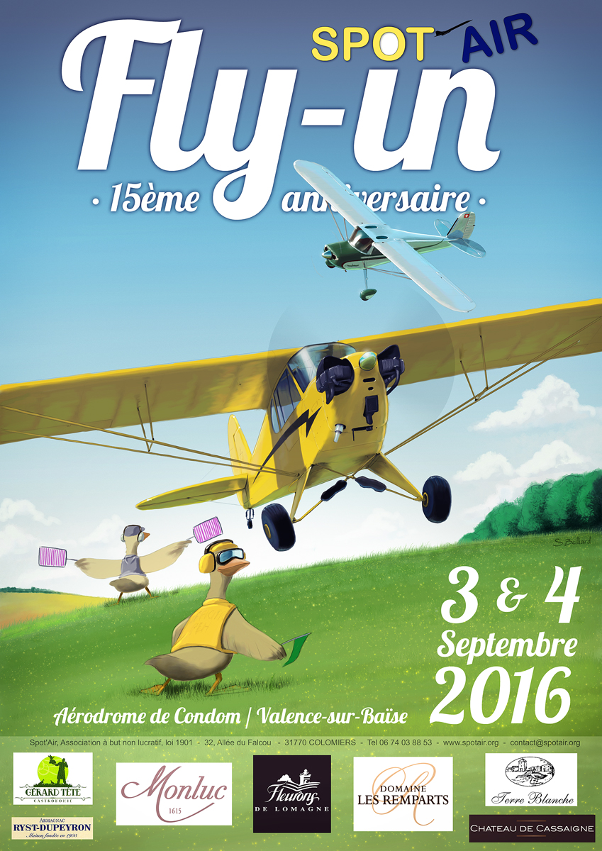 Affiche Fly-in Affiche-Flyin-Spotair-2016-v2c-small